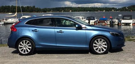 volvo v40 sedan exclusive review volvo v40 hatchback ndtv carandbike