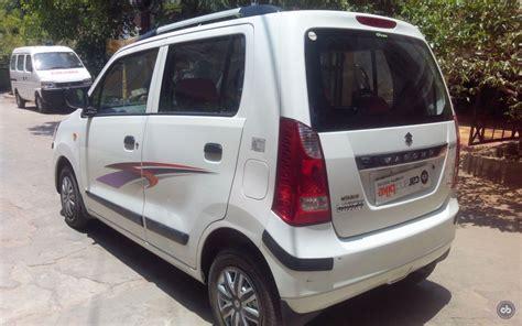 Maruti Suzuki Wagon R Cng Used Maruti Suzuki Wagon R Lxi Cng In Hyderabad 2012 Model