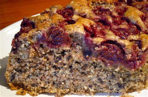 trockener kuchen mit kirschen mandel schokokuchen mit kirschen vegan lecker