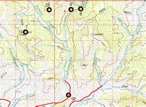wyoming gold maps gold placers and gold panning in
