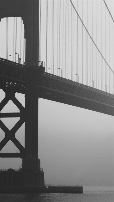 Wallpaper London bridge, London, UK, fog, travel, tourism, Architecture #5401