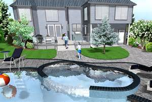 Swimming Pool Design Software Landscape Design Software By Idea Spectrum Realtime
