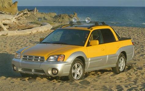 subaru baja 2003 subaru baja information and photos zombiedrive