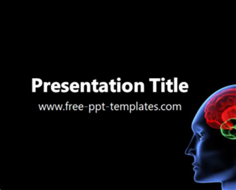 Neurology Ppt Template Free Powerpoint Templates Free Neurology Powerpoint Templates