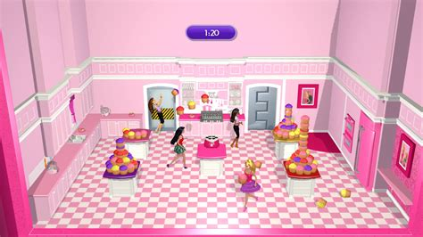 barbie dream house games barbie dreamhouse party gamespot