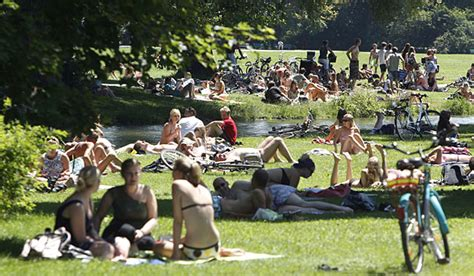 Englischer Garten München Cruising by Less Popular In Germany Stuff Co Nz