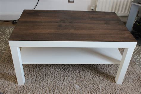 Diy Living Room Table Easy Diy Build A Living Room Coffee Table With Two Tone Ideas Brown And White Mahogany Wood