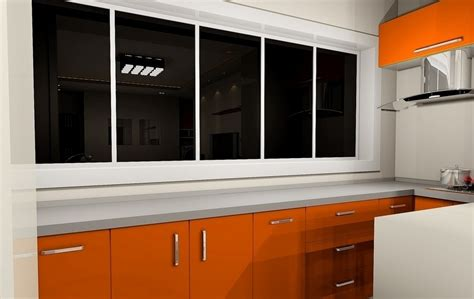 orange kitchen cabinets oppein laminate orange kitchen cabinet view laminate