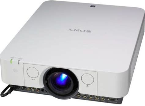 Projector Sony 5000 Lumens sony vpl fx35 refurbished xga installation lcd projector