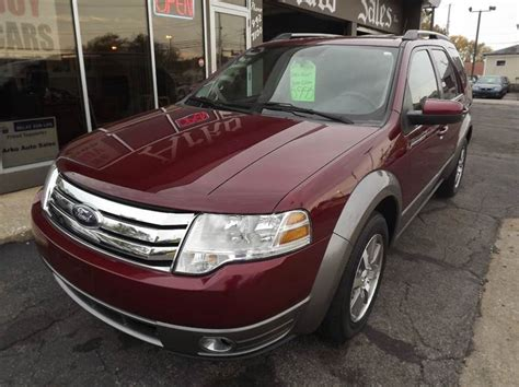 Ford Taurus X For Sale by Ford Taurus X For Sale Carsforsale