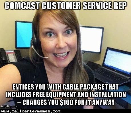 Comcast Meme - scumbag comcast call center memes