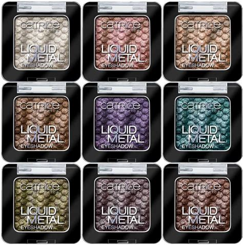 Eyeshadow Catrice fraeulein tastic preview catrice sortimentswechsel