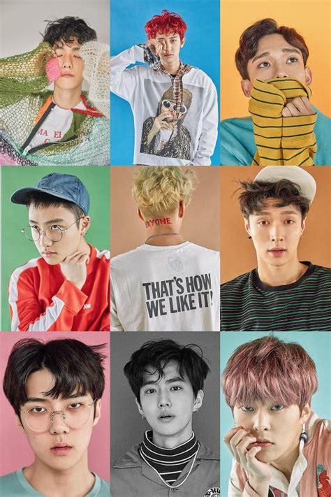 exo ex act exo ex act 3rd album korean lucky one cd lucky one ver
