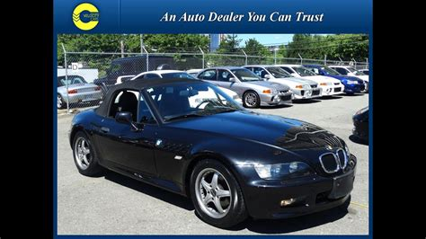 Bmw Z3 Roadster For Sale by 1998 Bmw Z3 Roadster Convertible For Sale In Vancouver Bc