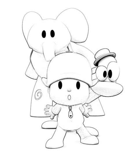 pocoyo coloring pages games desenhos para colorir do pocoyo milhares de desenhos para