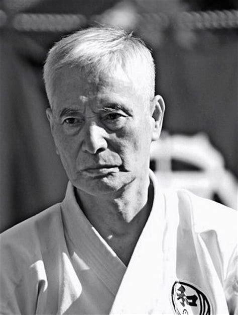 Tatsuo Suzuki Karate 17 Best Images About Wado Ryu On
