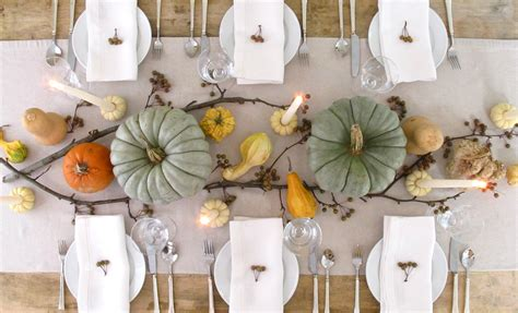 table settings ideas our favorite thanksgiving day table settings today com