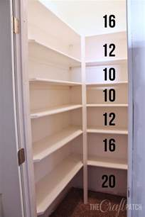 the craft patch how to build pantry shelves best wood for kitchen pantry shelves 17 best ideas about