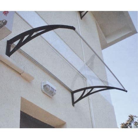 tettoia per porta tettoia pensilina a vetro in policarbonato 120x150 cm per