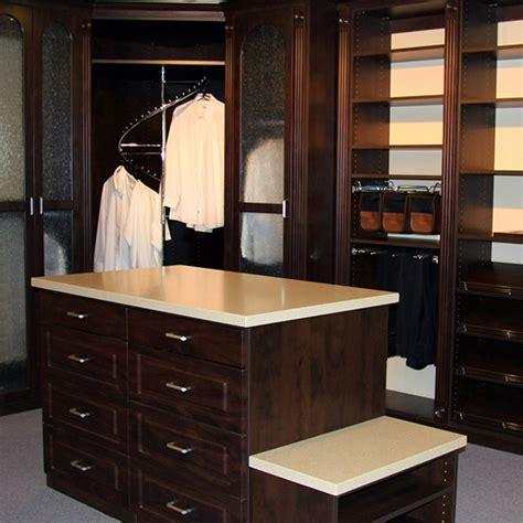 Island Dresser For Closet by Walk In Closets Custom Closets Closet Concepts
