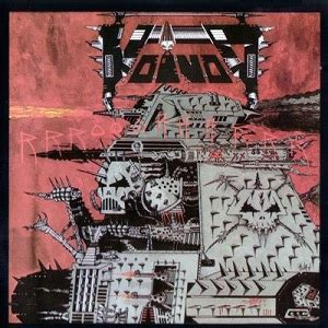 Voivod Rrroooaaarrr by File Voivod S 2nd Album Jpg