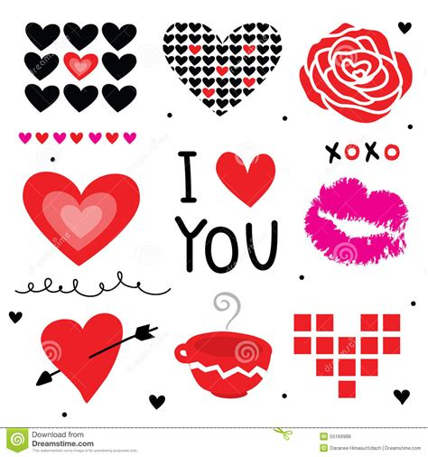 valentines sweetheart i you sweetheart vector stock