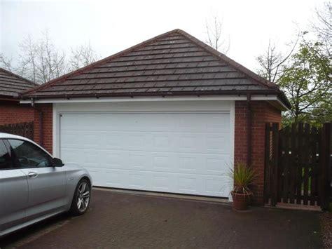 brick garages welsh builds garage specialists