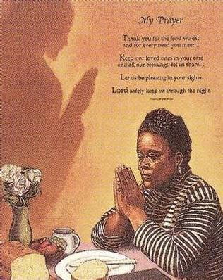 african american woman praying clipart black  white   cliparts  images