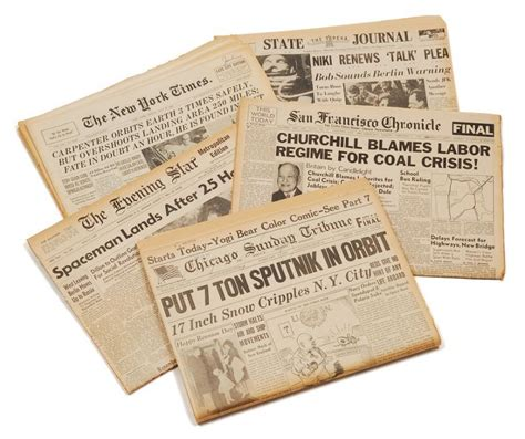 Paper From Newspaper - newspapers from any american city from any date