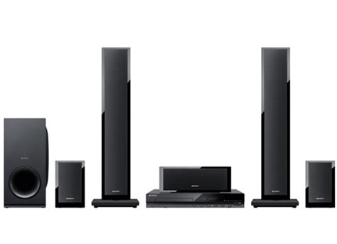Dan Spek Home Theater Sony sony dav tz150 home theatre system world import