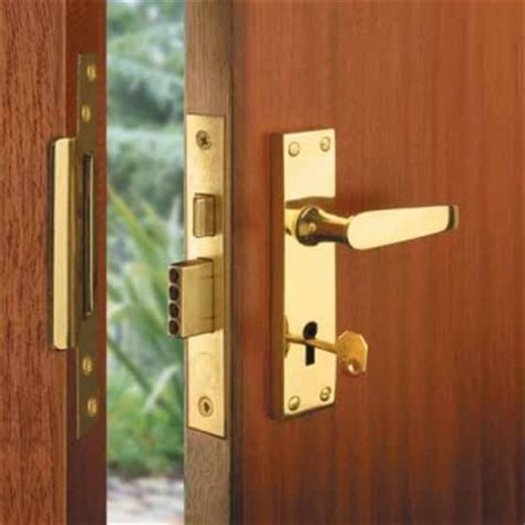 front door security locks doors