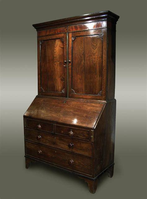 bureau vintage antique bureau bookcase bureau bookcase