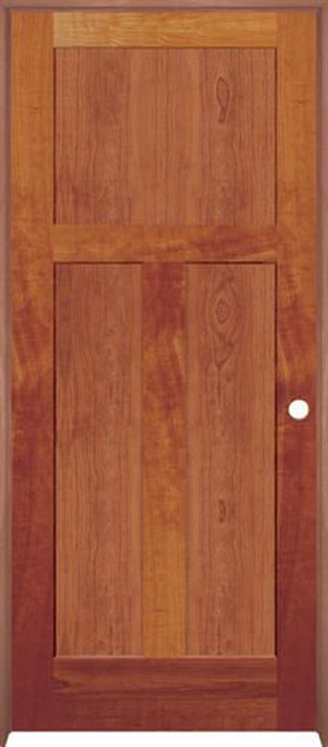 Prehung Maple Interior Doors by Mastercraft 174 28 Quot X 80 Quot Ready To Finish Maple Mission Flat