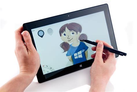 Tablet Drawing review surface pro is the world s best windows tablet