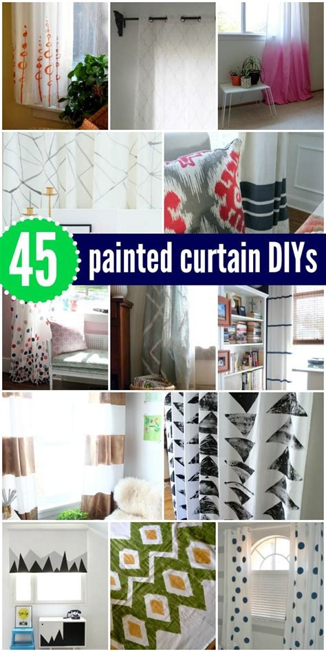 how to get paint off curtains 25 best ideas about dip dye curtains on pinterest dye