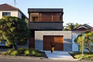 Architect Designed House Plans Narrow Block But Wider Vision