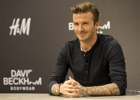 Hm Launches New Higher End Line Named Collection Of Style Cos by David Beckham Launches Clothing Range Youngisthan In