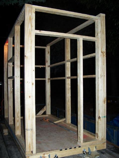 Hunting Chairs For Ground Blinds A Diy Guide On Building A Box Blind Hunting Blind Deer