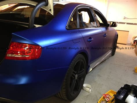 matte blue matte metallic blue car paint images