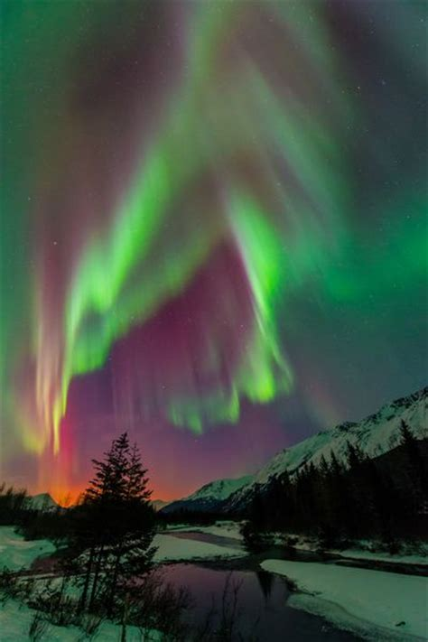 see northern lights in alaska aurora borealis alaska i was lucky enough to see an