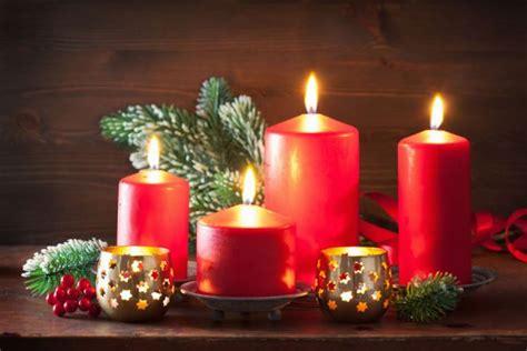 como decorar velas de navidad ideas para decorar velas en navidad