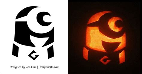 minion pumpkin carving templates 10 best free minion pumpkin carving stencils patterns