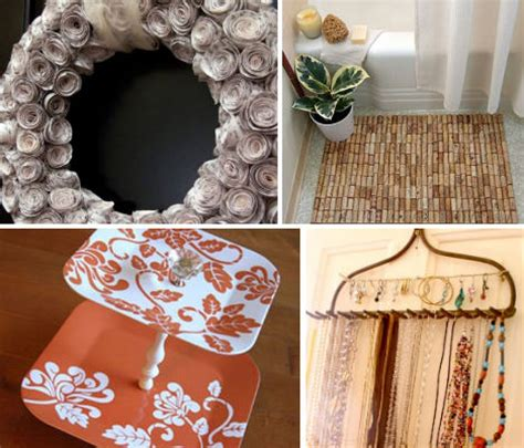 diy decor inspiration 14 eco crafts for the home webecoist