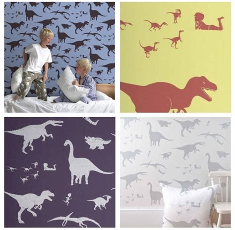dinosaur wallpaper for bedroom 1000 images about dinosaur nursery inspiration on