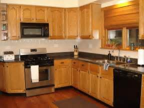 Kitchen Color Ideas With Oak Cabinets Kitchen Ideas With Oak Cabinets 2017 Kitchen Design Ideas