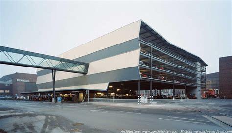 Open Car Garage Design multi level parking voestalpine x architekten archdaily