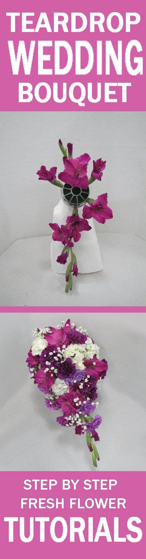 1000  images about How to Make a Wedding Bouquet on