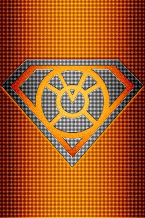 Superman Orange by Superman Orange Lantern
