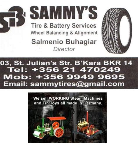 section tire and battery sammy s tyre and battery services all malta online