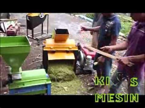 Mesin Perajang Rumput Serbaguna mesin perajang rumput dan jerami tipe serbaguna